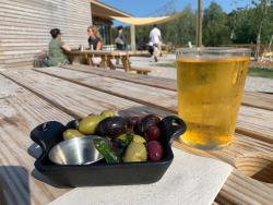 Farm Club Ales and Olives