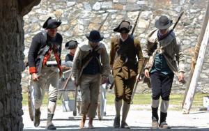 Ft. Ticonderoga Memorial Day Weekend May 29-30