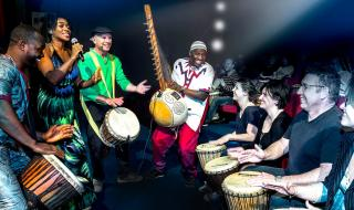 Djembe! The Show