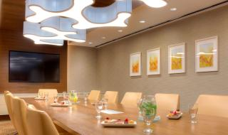 Hyatt Regency Chicago Michigan Boardroom