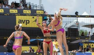 2016 AVP Championships in Chicago - Image