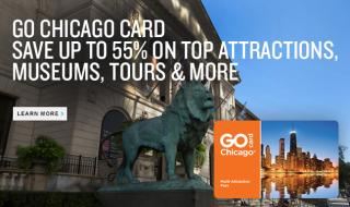 Go Chicago Card - Arts and Culture