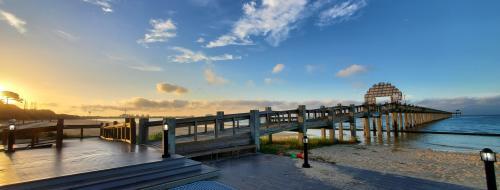 Beach Park Fishing Pier Pascagoula - Matthew Sugar