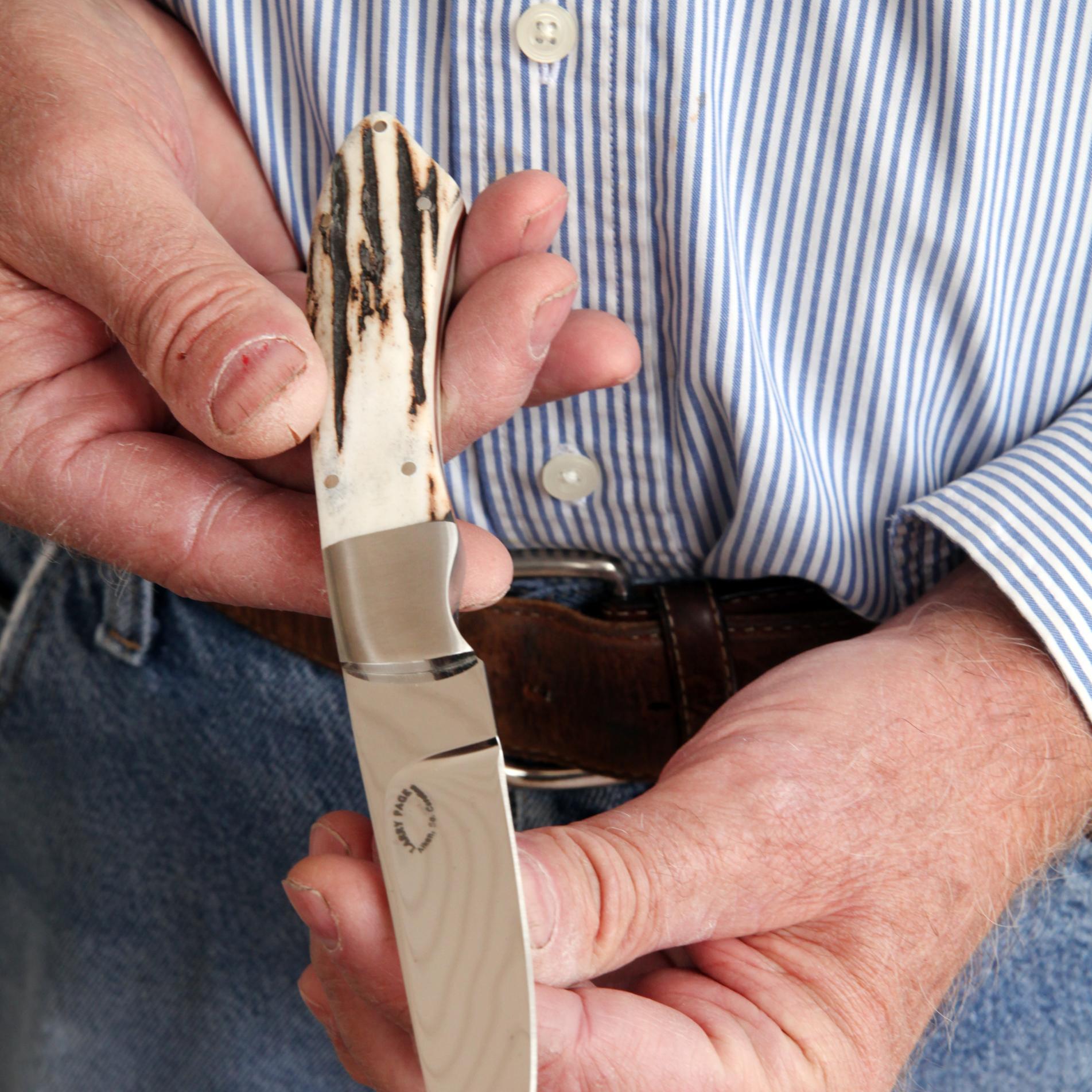 handmade knives augusta ga