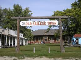 Old Abilene Town sign