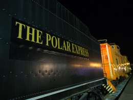 The Polar Express - A Rowan County Original