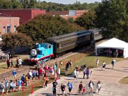 Day Out with Thomas - A Rowan County Original