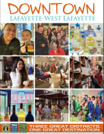 Downtown Lafayette-West Lafayette Guide Spring 2021 Cover