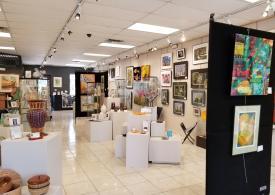 Sea Grape Gallery in Punta Gorda, Florida