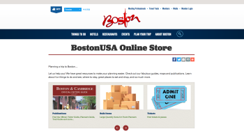 Boston Group Travel & Meeting Planner Service Directory
