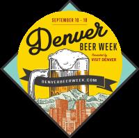 2021 Denver Beer Week Logo