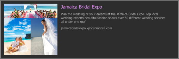 Bridal Expo count-down