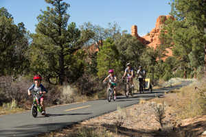 Bryce Canyon Country Family Biking PC Kevin Winzeler