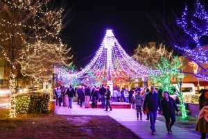 Downtown Christmas Light Extravaganza