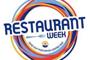 Konza United Way Restaurant Week 2021