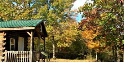 Deam Lake Cabin Fall