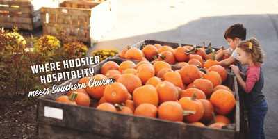Fall - Hoosier Hospitality Meets Southern Charm
