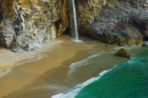 McWay Falls at Julia Pfeiffer Burns State Park