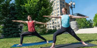 Yoga in Asheville