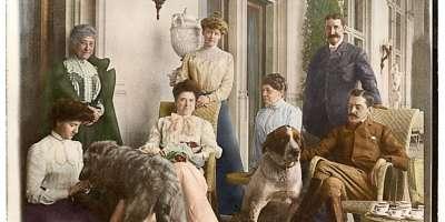 Vanderbilt Family During the Gilded Age