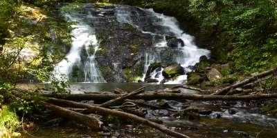 Indian Creek Falls - GSMNP