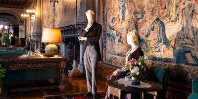 A Vanderbilt House Party Costume Exhibition