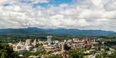 Downtown Asheville, N.C.