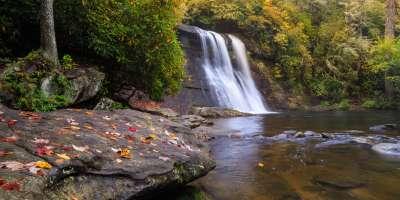 2015 Color Report: Silver Run Falls