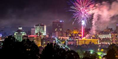 Fourth Of July Events And Fireworks In Asheville Nc