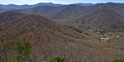 Lookout Mountain in Montreat