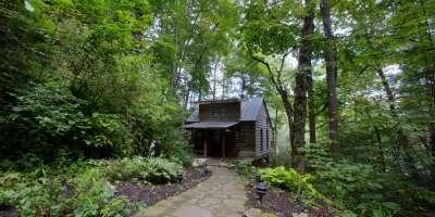 Mountain Cabin at Carolina Mornings
