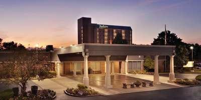 Radisson Hotel in Clarksville