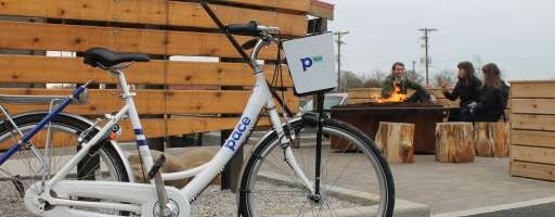 Pace Knoxville - Dockless bike share system