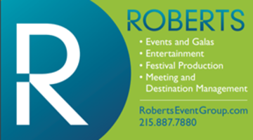 roberts event group ad