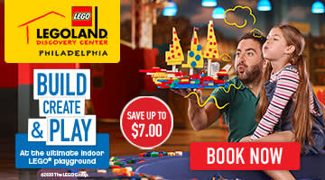 Now Open: Legoland Discovery Center Philadelphia