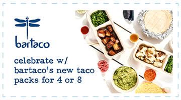 bar taco order online renewal ad