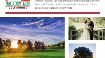 Book Your Tee Time at Macoby Run