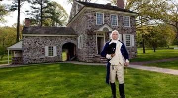 History - Washington's Headquarters