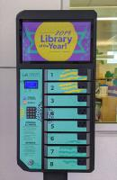 Avalon Library Phone Charging Station