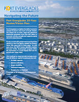 Port Everglades 20-Year Master Vision Plan Update Brochure