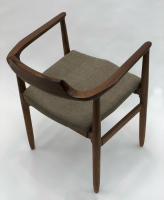 Chair by Brian Holcombe Woodworker LLC in Princeton