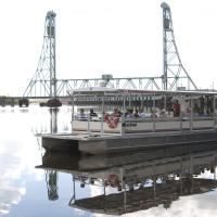 Neches River Tour Boat