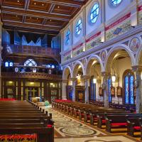 St. Anthony Cathedral Basilica In Beaumont, TX