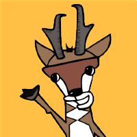 Andy Lope invites you to explore the Pair of Pronghorn Cheyenne Scavenger Hunt!