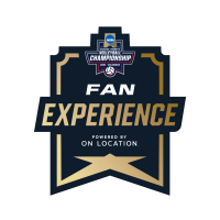 NCAA Volleyball Fan Experience Logo 2021