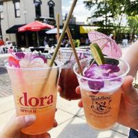 Lily's DORA drinks Out on 5th