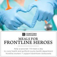Feeding the Frontlines