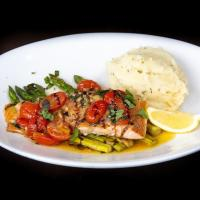 Tuscan Tavern and Grill_salmon