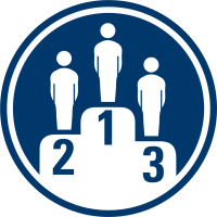 Competition Icon Logo