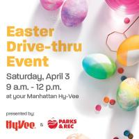Hyvee Easter Drive Thru